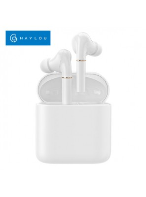 Haylou T19 Charging Bluetooth Headphones Infrared Sensor Touch Wireless Earphones