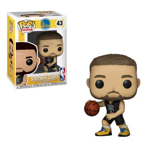 Funko Pop NBA Series 3 Stephen Curry 43 Dolls PVC Action Figure Model Toys