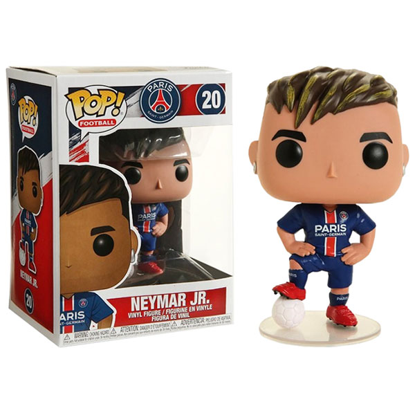 Funko Pop Football Players Series Neymar Jr Vinyl Away Figure Model Toys