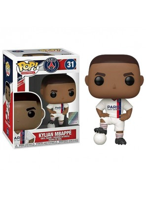 Funko Pop Football Players Series Kylian Mbappe Vinyl Home Figure Model Toys