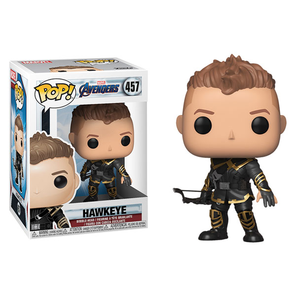 Funko Pop Marvel Avengers Endgame Hawkeye Ronin Dolls Vinyl Figure Model Toys