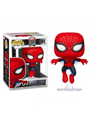 Funko Pop Avengers Endgame Spider Man Limited Edition Dolls Figure Model Toys