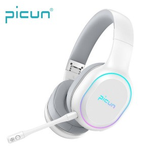 Picun P80S Gaming Headphones Headset Stereo Over Ear Wired Headphones With Micphone