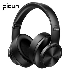 Picun B8 Bluetooth 5.0 Headphones Touch Control Wireless Earphone with Mic