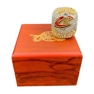 Cleveland Cavaliers 2016 NBA Championship Rings With Wooden Box Gift Collection