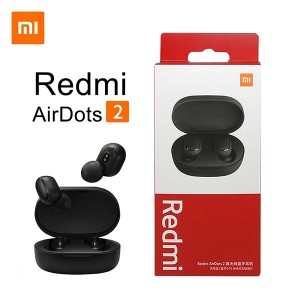 Original Xiaomi Airdots 2 Wireless Bluetooth 5.0  Earphone Stereo Headphone With Mic