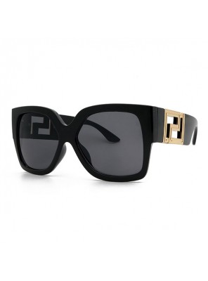 2021 European and American Fashion Luxury Sunglasses For Men And Women Black