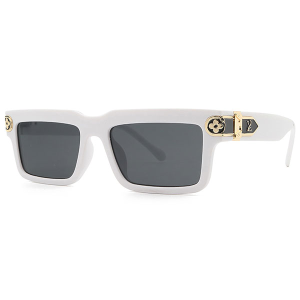 2021 Designer Sunglasses Fashion Luxury Millionaire Joystorm Sunglasses Black