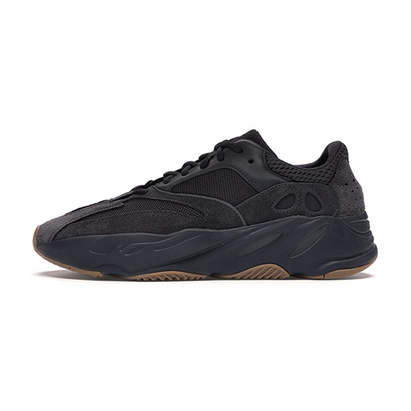 Limited Kanye Yeezi 700 Utility Black Sneakers Men And Women Running Shoes