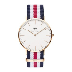 Very Handsome Daniel Wellington Couples Quartz Watch 0102DW for Men