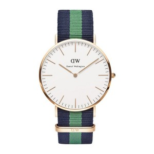 Successful men's choice Daniel Wellington Couples Watches 0105DW