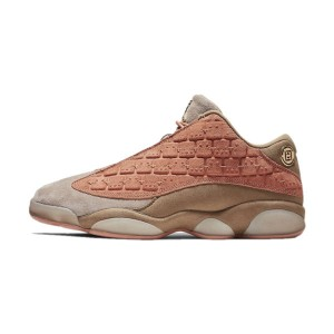 CLOT x Air Jordan XIII 13 Low Terracotta Warrior Sneaker Men Basketball Shoes