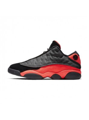 079304bfe CLOT x Air Jordan XIII 13 Low Infra-Bred Sneakers Men Basketball Shoes