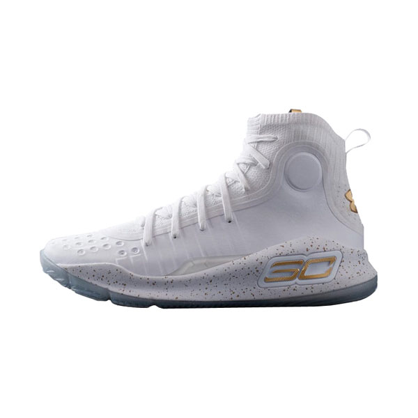 2ee43154a ... under armour curry 4 more rings sneakers mens basketball shoes white  gold