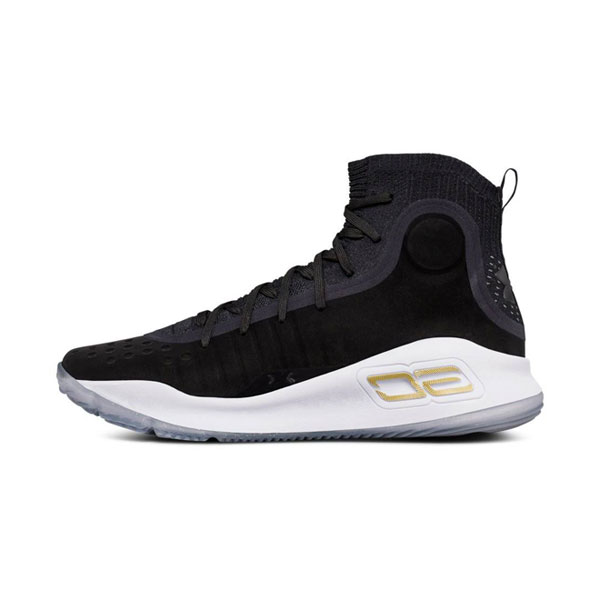 0ca92ad4f3aa Under Armour Curry 4 More Dimes sneakers men s basketball shoes black gold
