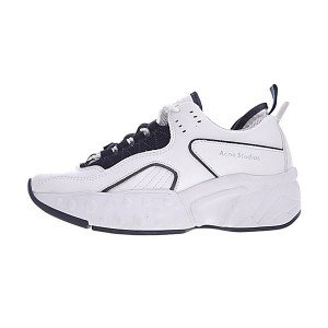 Acne Studios Manhattan Sneaker women's casual sports shoes white black