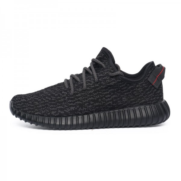 Limited Kanye Adidas Yeezy Boost 350 pirate black men and women casual shoes