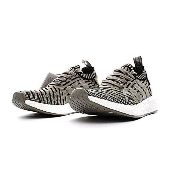Adidas Originals NMD R2 PK boost sneaker mens running shoes olive green BA7198
