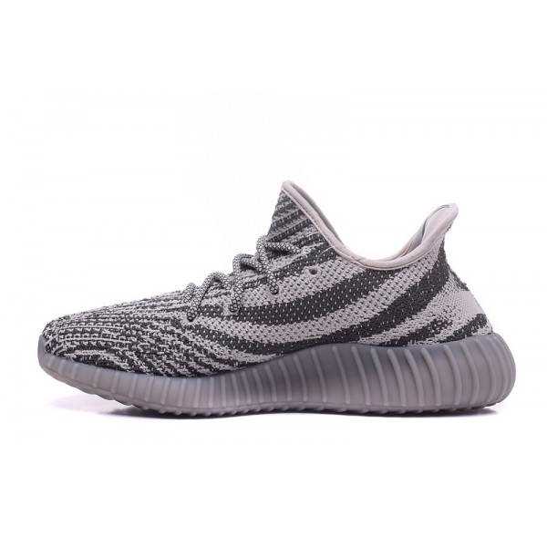 New limited kanye adidas yeezy boost 350 V2 turtle dove casual shoes all-grey