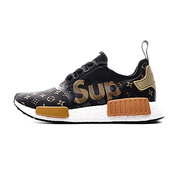 d24a6e36f Supreme x Louis Vuitton x adidas NMD R1 sneakers men s running shoes BY3087
