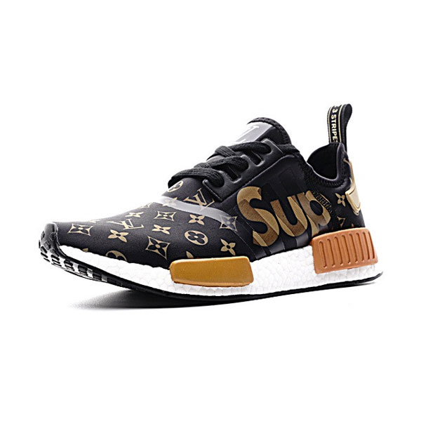 Supreme x Louis Vuitton x adidas NMD R1 sneakers men's running shoes BY3087