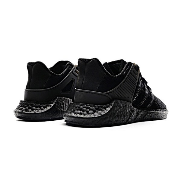 Adidas EQT Support Future Boost 93/17 shoes core black men's running shoes