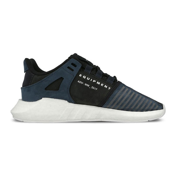 new concept 19ff7 c6c85 White Mountaineering x Adidas EQT Support Future Boost 9317 blauschwarz