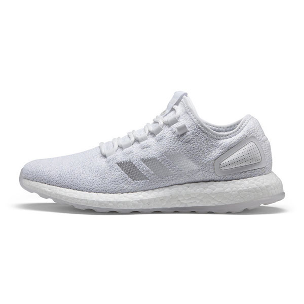 Wish X Sneakerboy X Adidas Consortium 2017 pure boost running shoes white
