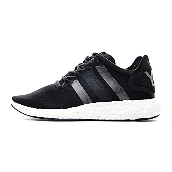 Adidas Y-3 Yohji run boost yamomoto footwear men running shoes core black