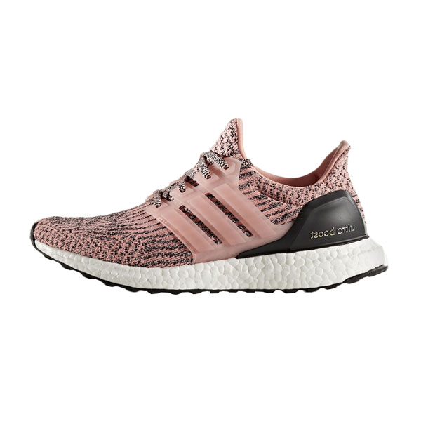 Adidas ultra boost 3.0 salmon pink sneakers cheap women's running shoes