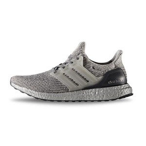 Limited adidas ultra boost 3.0 silver sneakers super bowl men's running shoes