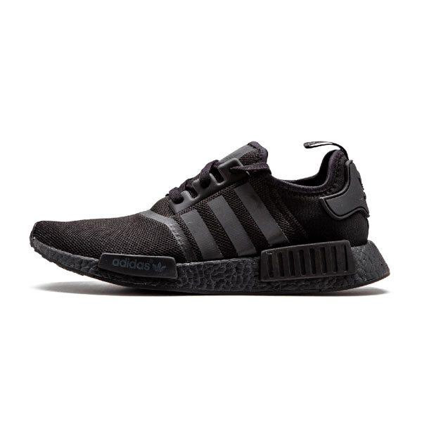 f0fb9d20f6 Adidas nmd r1 custom pk boost men and women running shoes triple black