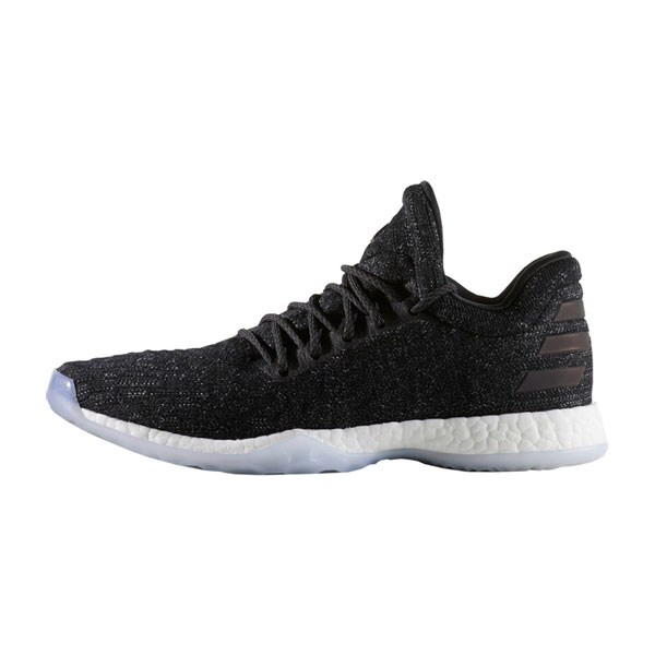 Adias Harden LS night life boost shoes harden signature basketball shoes black