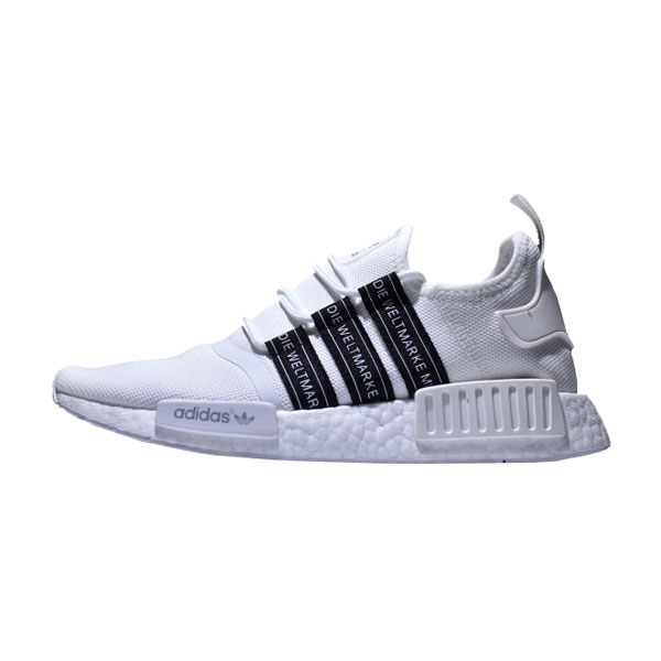 9998c13b2e90 New adidas nmd r1 custom pk boost sneakers men s running shoes black white
