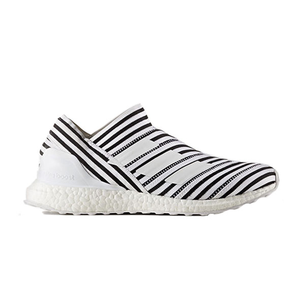 Adidas Nemeziz Tango 17+ 360Agility TR UltraBoost men's running shoes white zebra
