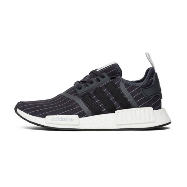 Adidas Originals x Bedwin & The Heartbreakers nmd r1 men's running shoes navy