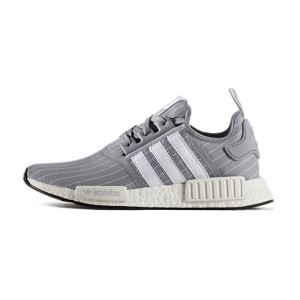 Adidas Originals x Bedwin & The Heartbreakers nmd r1 men's running shoes grey