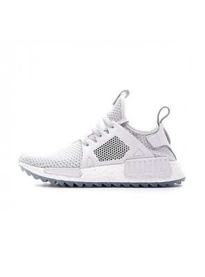 Titolo x adidas consortium nmd xr1 trail celestial running shoes snow white