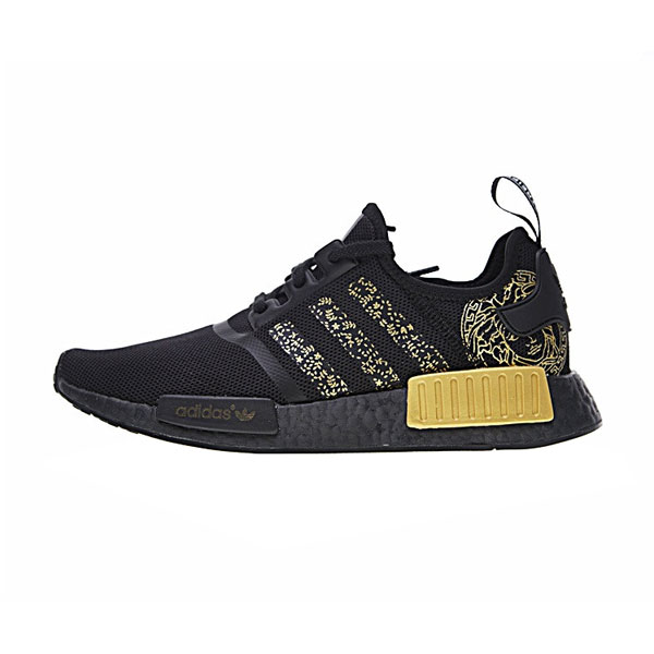 new product aa78d 20d33 Adidas nmd r1 x Versace boost sneakers men's running shoes ...