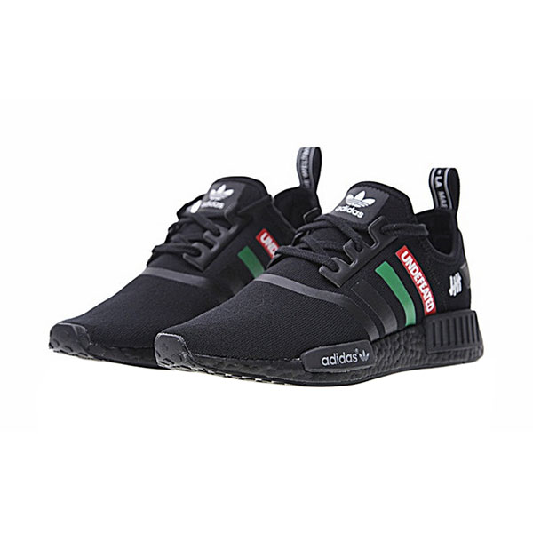Cheap Mens Undefeated x didas Originals NMD R1 PK NMD Black