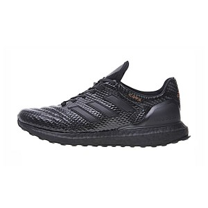 KITH x adidas copa 17.1 ultra boost sneakers men's running shoes triple black gold