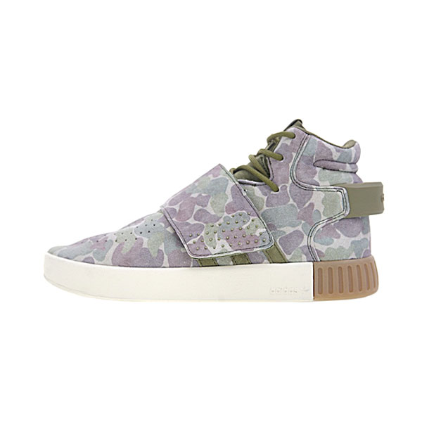 sports shoes 200b1 47dcf Adidas Tubular Invader Strap Duck Camo footware men and ...