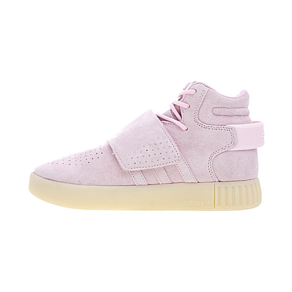 Adidas Originals Tubular Invader Strap Vapor Pink footware women's casual shoes