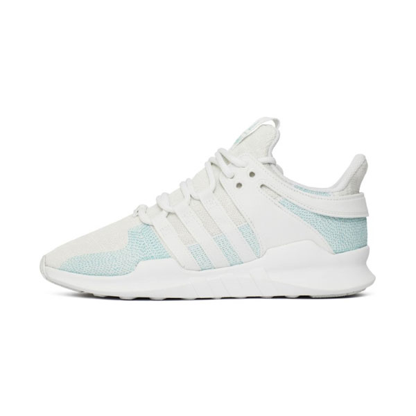 Parley x adidas Originals EQT Support ADV men and women casual shoes white