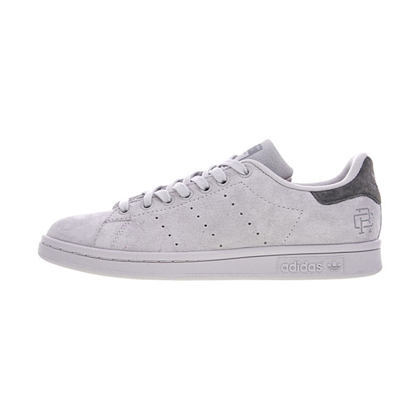 Reigning Champ x adidas Originals Stan Smith men and women casual shoes grey