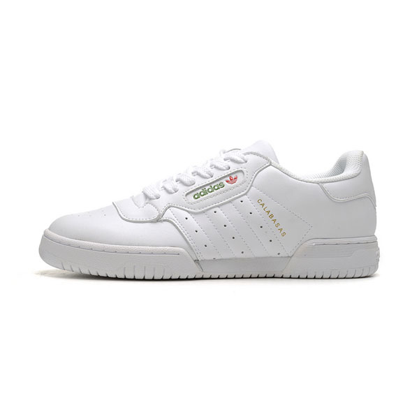 Kanye West Yeezy x adidas Originals Powerphase Calabasas sneakers core white
