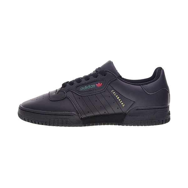 Kanye West Yeezy x adidas Originals Powerphase Calabasas sneakers triple black