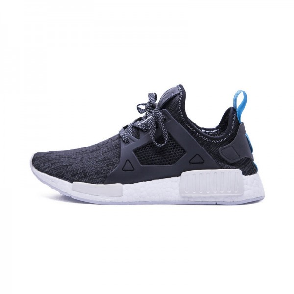 Cheap adidas originals NMD XR1 PK running shoes black stripe S32215