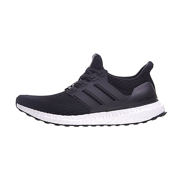 Adidas Ultra Boost 4.0 sneaker men and women running shoes core black