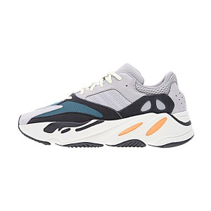 Kanye West x Adidas Yeezy Boost 700 wave runner solid grey casual shoes